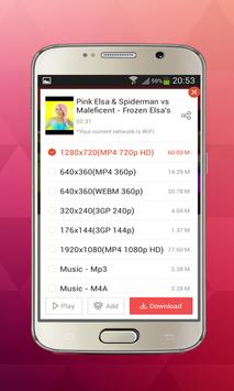 App Vidmate Video Download Ref apk screenshot