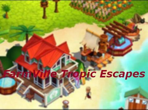 New Guide For Farmville Tropic poster