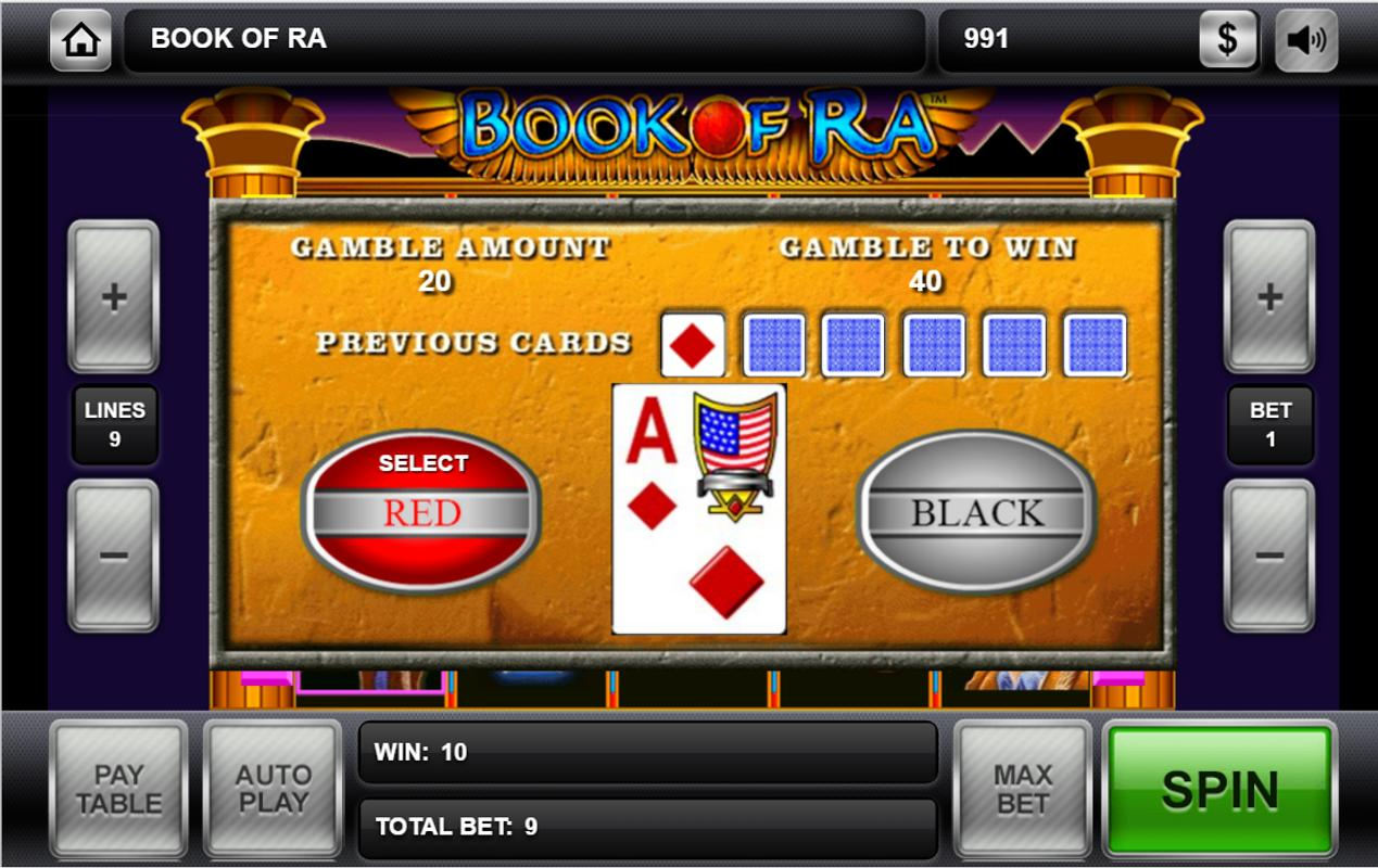 casino slots online free book of ra gewinn