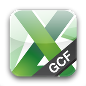 GCF Excel 2010 Tutorial icon