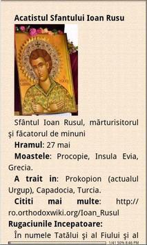 Acatiste Biblia Rugaciuni poster