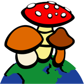 Fungitron - mushroom guide icon