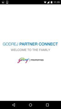 Godrej Partner Connect poster
