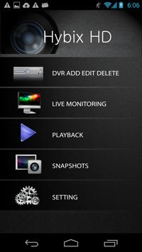 Hybix HD apk screenshot
