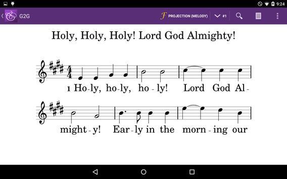Glory to God apk screenshot