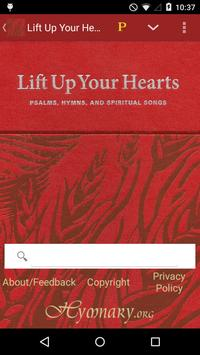 Lift Up Your Hearts poster