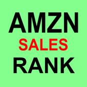 Amazon SalesRank Tracker icon