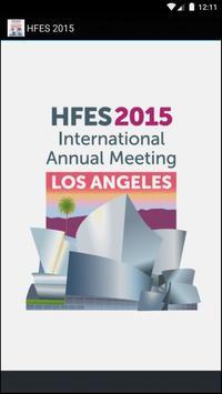 HFES 2015 Annual Meeting apk screenshot
