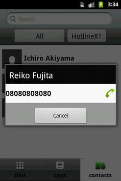 Hotline81 apk screenshot