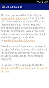 2015 IUGA Annual Meeting apk screenshot