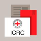 ICRC eLibrary icon
