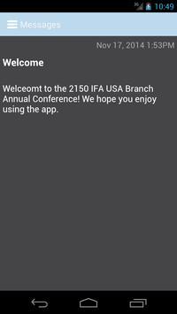 IFA USA 2015 apk screenshot