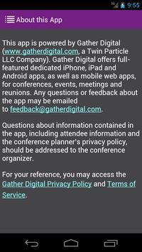 2014 ILCA Conference apk screenshot