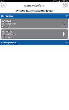 B+B SmartWorx Wzzard Sensor apk screenshot
