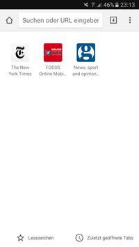 Iron Browser - by SRWare apk screenshot