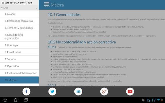 ISO 9001:2015 apk screenshot