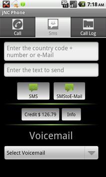 Simfone MB1 - Android 1.5 apk screenshot