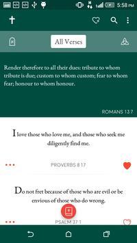 Inspirational Bible Verses apk screenshot