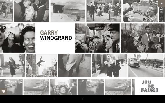 Garry Winogrand apk screenshot