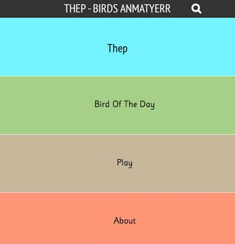 Thep Anmatyerr Birds apk screenshot
