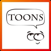 Toonschat Cartoon Messenger icon