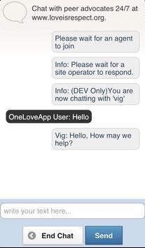One Love DA apk screenshot