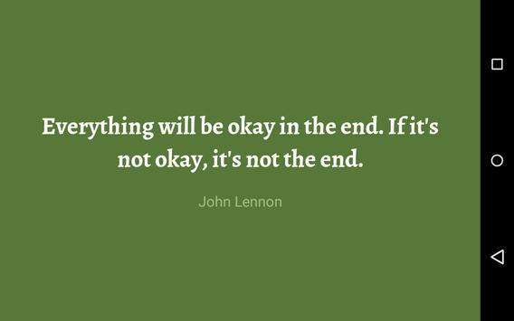 Quot – Quotes & Sayings apk screenshot