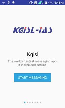 Kgisl-IAS Messenger (Unreleased) apk screenshot