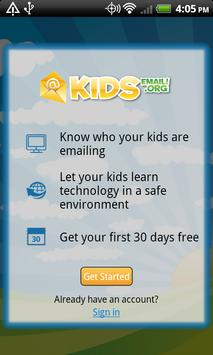 Kids Email - Email for Kids! poster