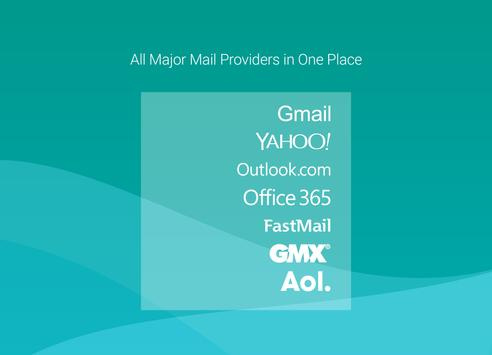 Aqua Mail - email app apk screenshot