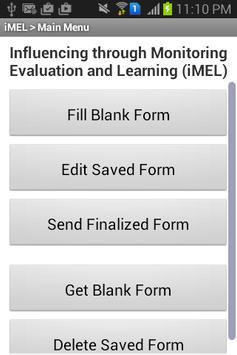iMEL apk screenshot
