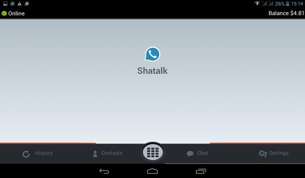 Shatalk apk screenshot