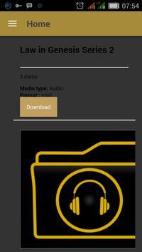 Saints Community Mobile App apk screenshot