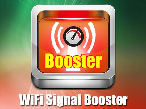WiFi Booster Increase Prank poster