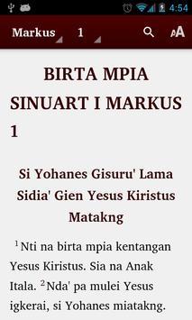 Alkitab Bonggi poster