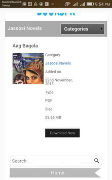 BooksPk Free Books Download apk screenshot