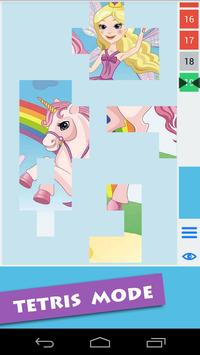 Princess & Little Pony Game apk screenshot