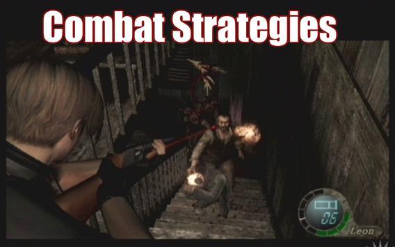 Special Resident Evil 4 Guide apk screenshot