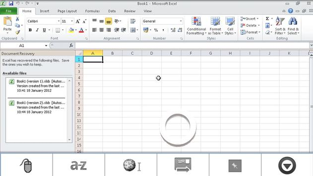 Thinspace Universal Client apk screenshot