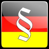 German law icon