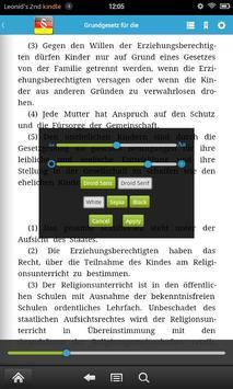 German law apk screenshot