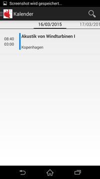 DAGA 2015 apk screenshot