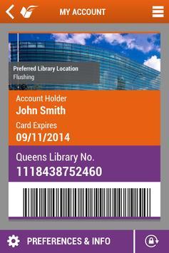Queens Library apk screenshot