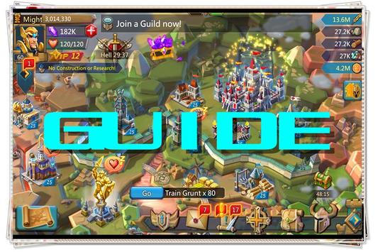 New Guide Lords Mobile poster