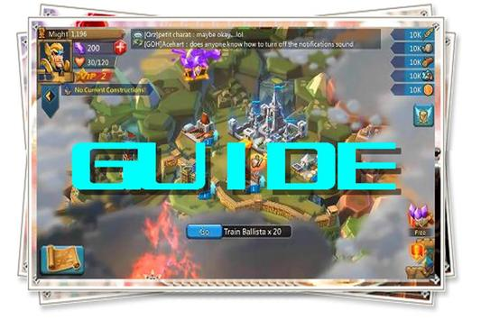 New Guide Lords Mobile apk screenshot