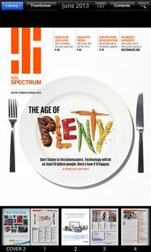 IEEE Spectrum Magazine apk screenshot