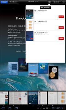 Oceanography apk screenshot