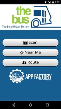 Belle Urban System poster