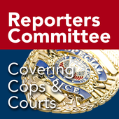 RCFP Cops and Courts icon