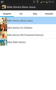 Bible Stories poster